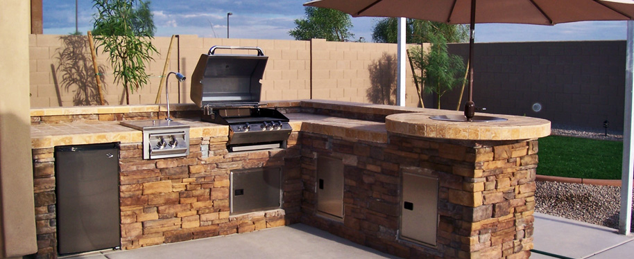 Best Custom Outdoor Bbq Islands In Phoenix, AZ