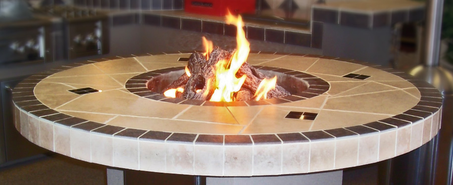 Arizona's best custom firepits